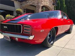 1969 Chevrolet Camaro (CC-1157884) for sale in Taylorsville, North Carolina