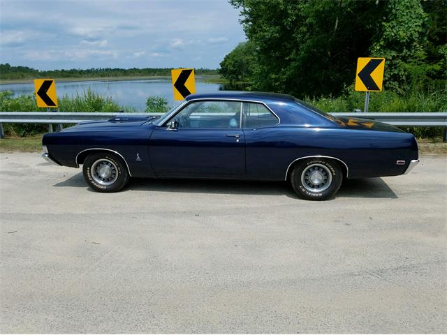 1969 Ford Fairlane (CC-1157894) for sale in Manahawkin, New Jersey