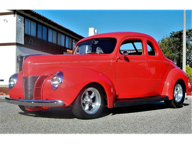 1940 Ford Coupe (CC-1157916) for sale in Orange, California