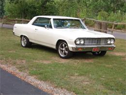 1964 Chevrolet Chevelle Malibu SS (CC-1158043) for sale in Rock, West Virginia