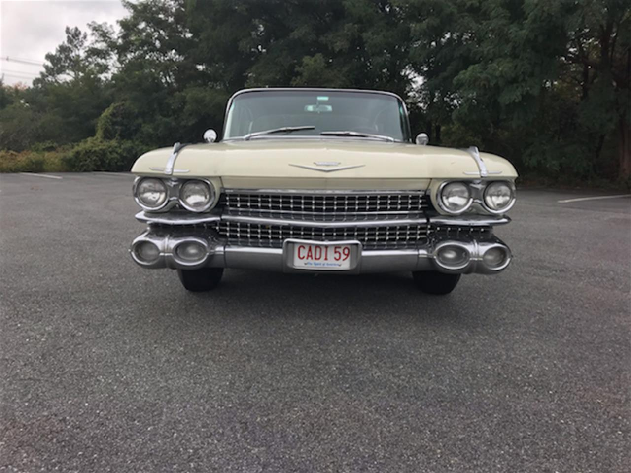 1959 Cadillac Fleetwood (CC-1150806) for sale in Westford, Massachusetts