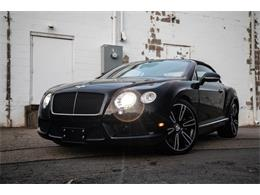 2013 Bentley Continental GTC Mulliner (CC-1150814) for sale in Wallingford, Connecticut