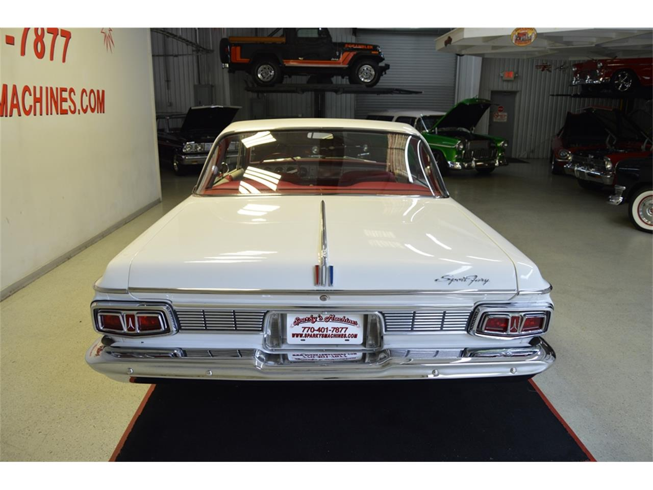 1964 Plymouth Sport Fury (CC-1158192) for sale in Loganville, Georgia