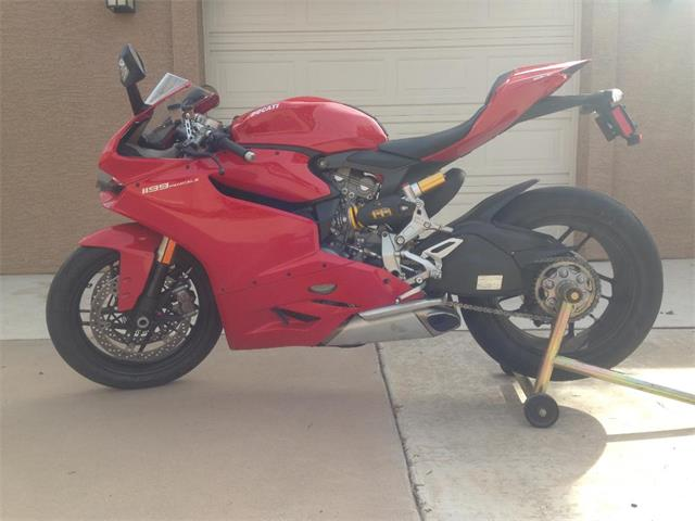 2012 Ducati Panigale (CC-1158193) for sale in Glendale, Arizona