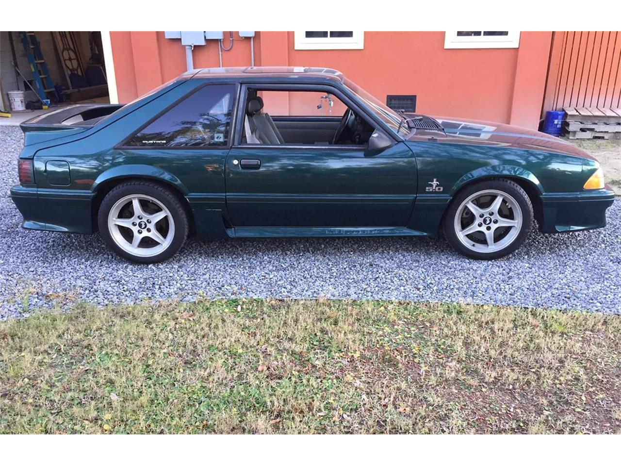 91 Mustang Gt >> 1991 Ford Mustang Gt For Sale Classiccars Com Cc 1158241