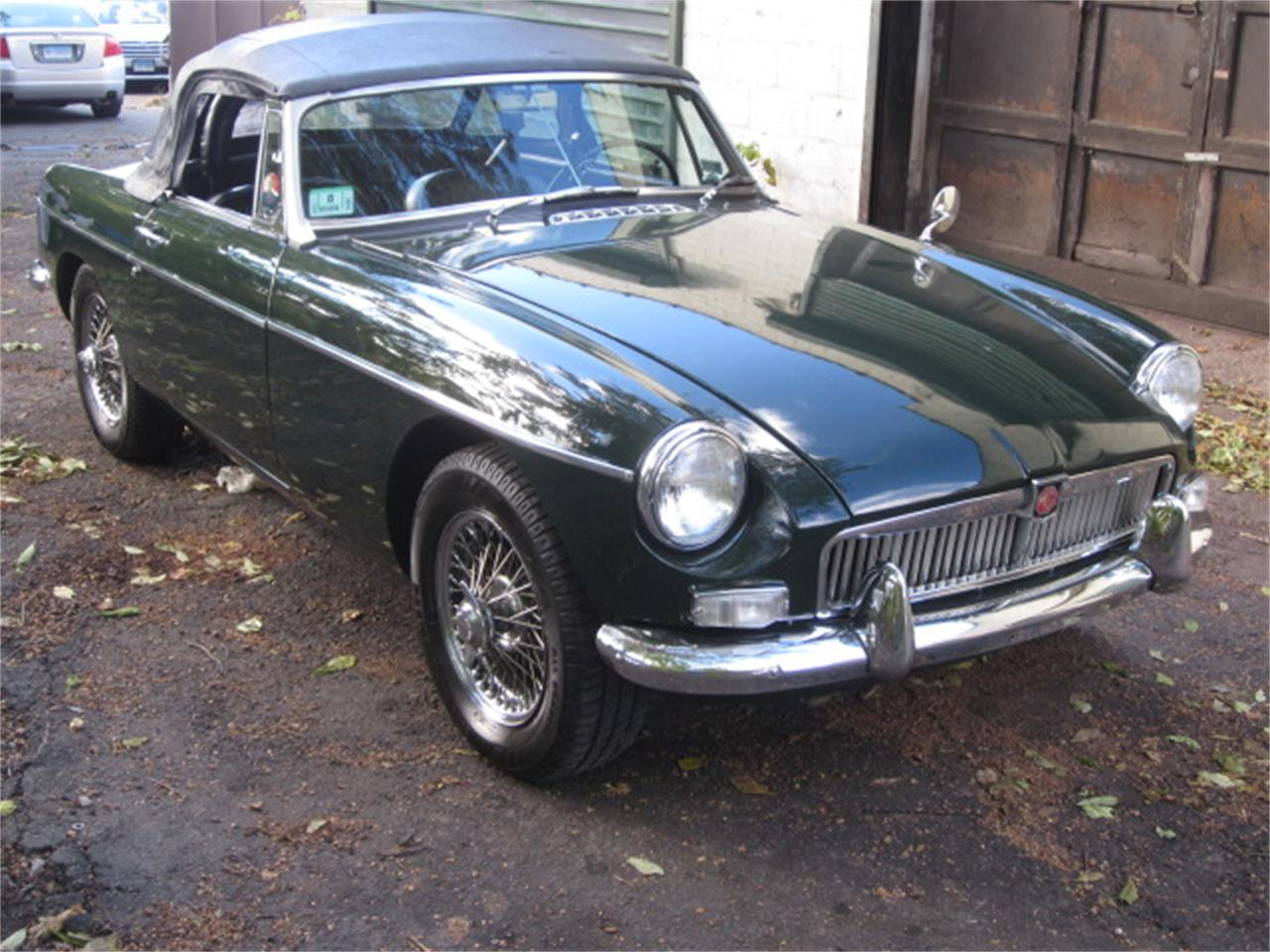 1966 MG MGB (CC-1158270) for sale in Stratford, Connecticut