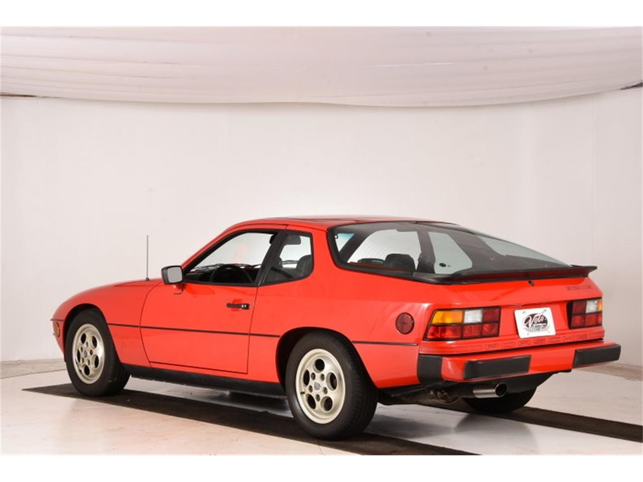 1987 Porsche 924 (CC-1158280) for sale in Volo, Illinois