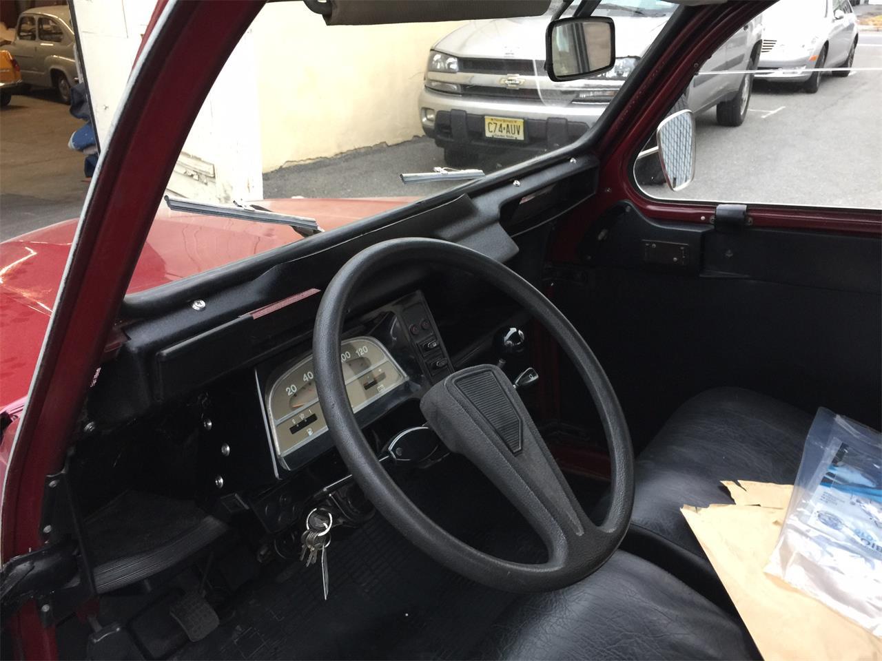 1985 Citroen 2CV (CC-1158641) for sale in Kearny, New Jersey