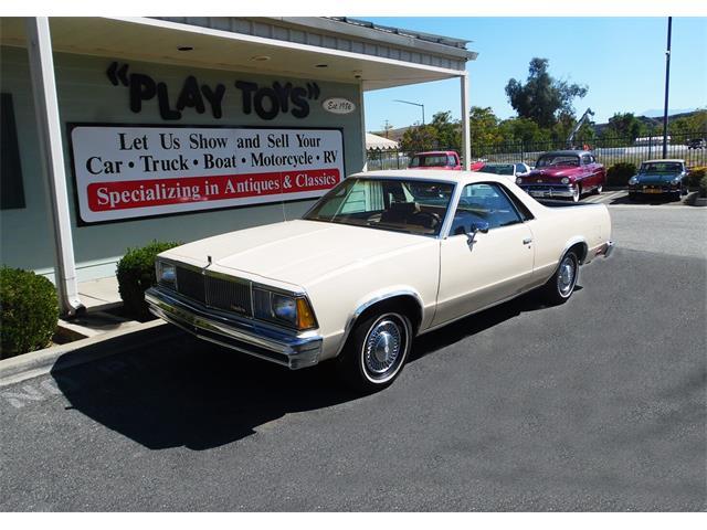 1980 GMC Caballero (CC-1158707) for sale in Redlands, California