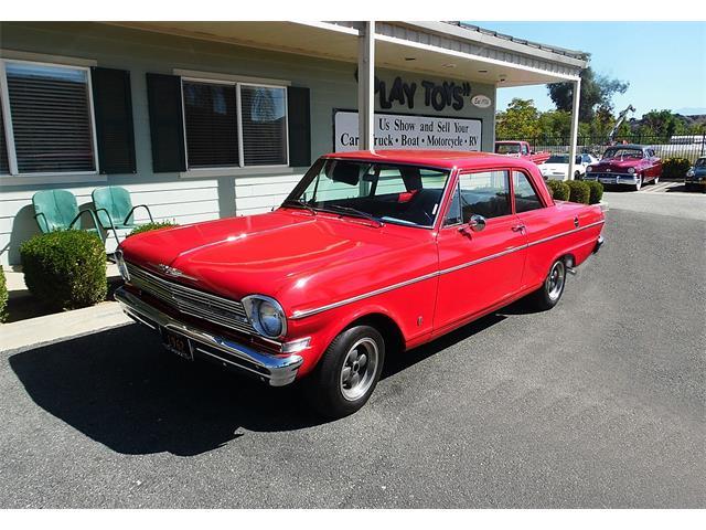 1962 Chevrolet Nova (CC-1158723) for sale in Redlands, California