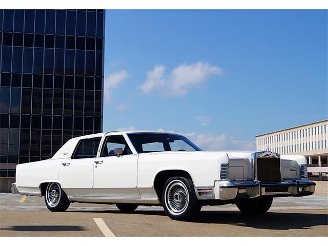 1979 Lincoln Continental (CC-1150875) for sale in Canton, Ohio