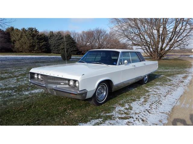 1968 Chrysler New Yorker (CC-1158750) for sale in New Ulm, Minnesota