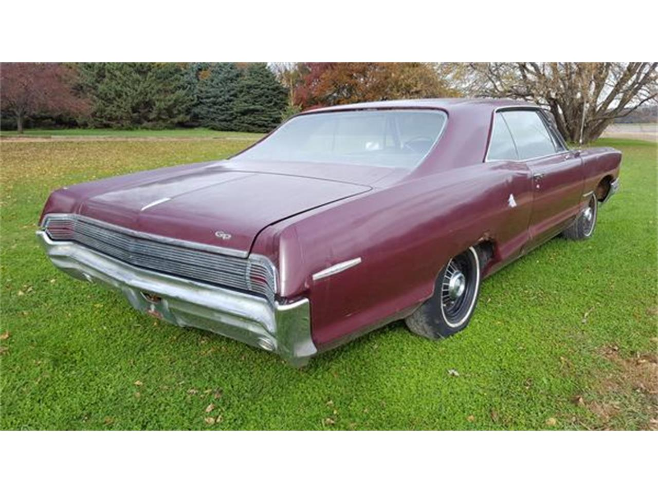 1965 Pontiac Grand Prix (CC-1158767) for sale in New Ulm, Minnesota