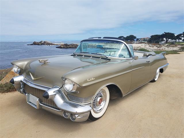 1957 Cadillac Eldorado Biarritz (CC-1158861) for sale in Gilroy, California
