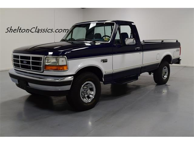 1994 Ford F150 (CC-1158925) for sale in Mooresville, North Carolina