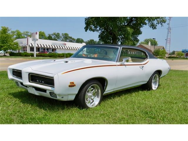 1969 Pontiac GTO (CC-1158974) for sale in Dayton, Ohio