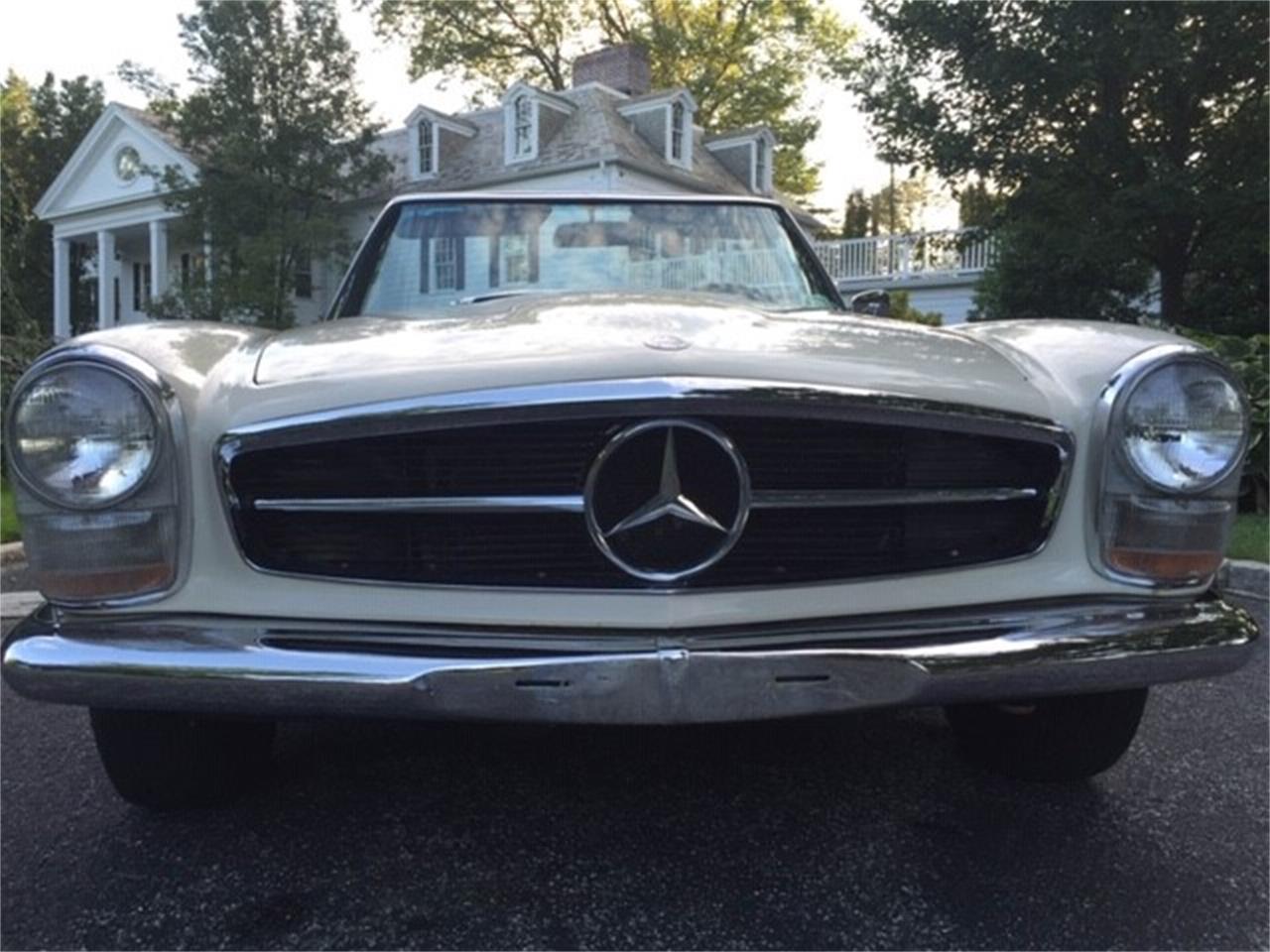 1966 Mercedes-Benz 230SL (CC-1159093) for sale in Sag Harbor, New York