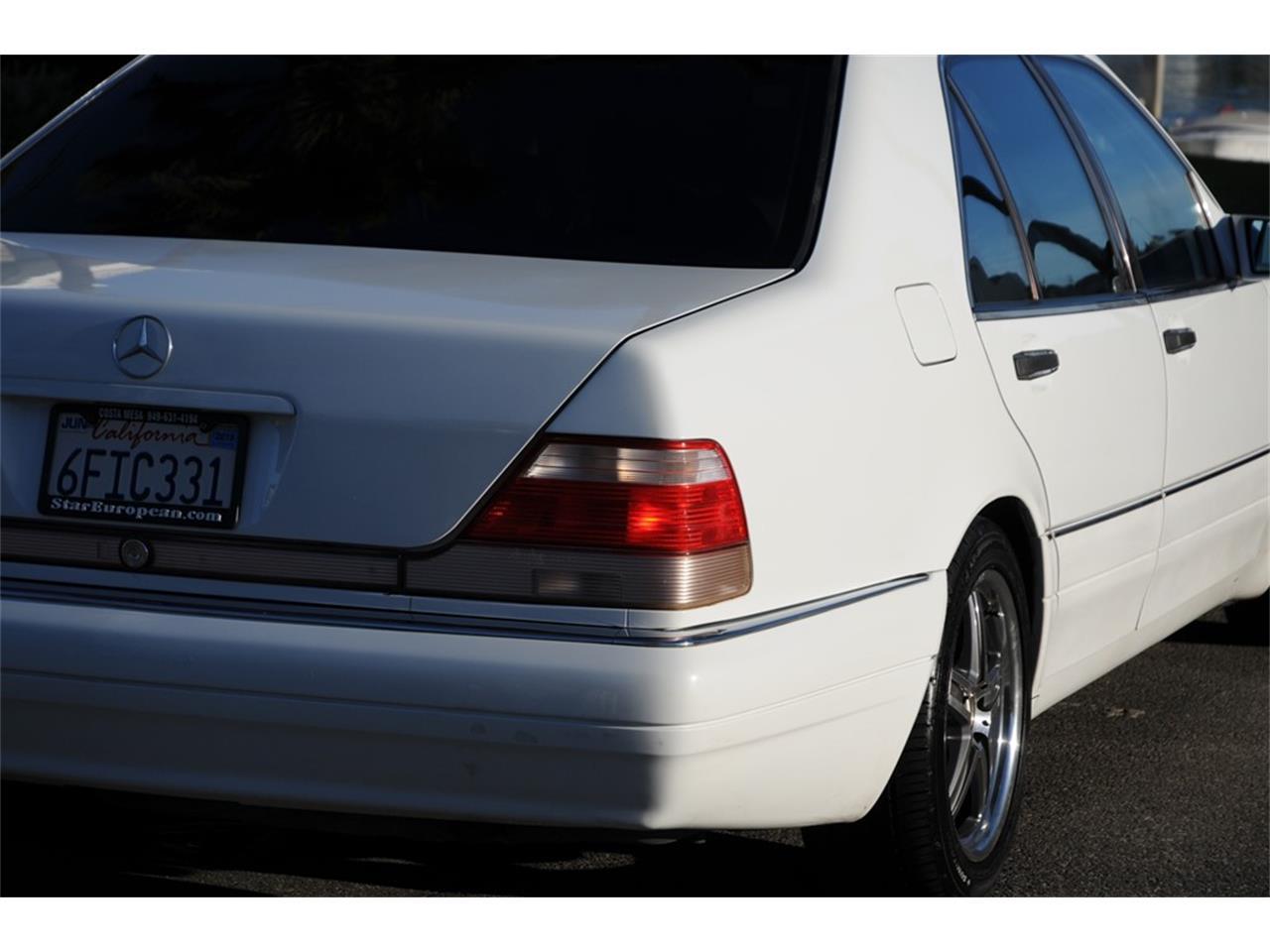 1999 Mercedes-Benz S320 (CC-1159101) for sale in Costa Mesa, California