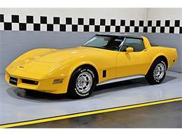 1981 Chevrolet Corvette (CC-1159107) for sale in Old Forge, Pennsylvania