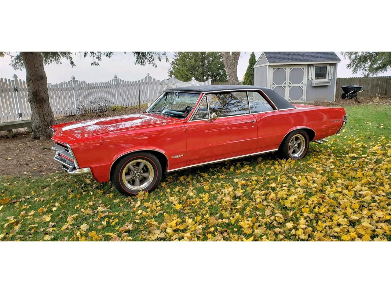 1965 Pontiac GTO (CC-1159111) for sale in Elmwood, Illinois