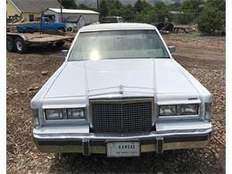 1986 Lincoln Town Car (CC-1159121) for sale in Golden, Colorado