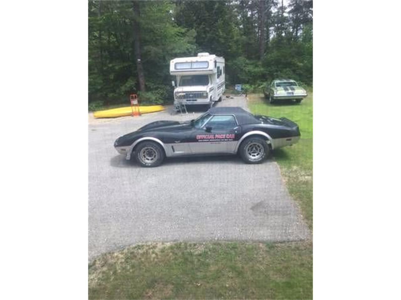 1978 Chevrolet Corvette (CC-1150930) for sale in Cadillac, Michigan