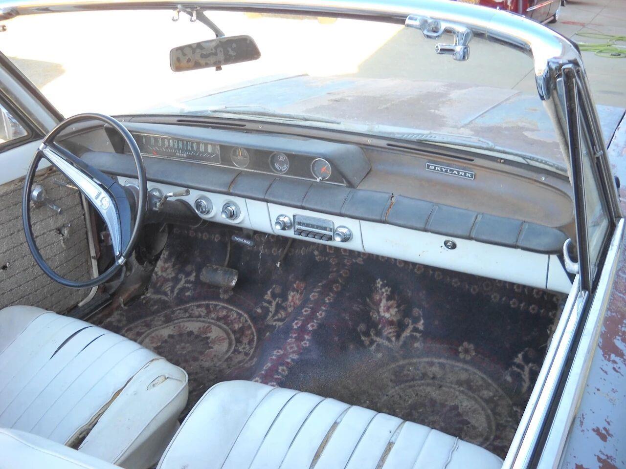 1963 Buick Skylark (CC-1159392) for sale in Ashland, Ohio