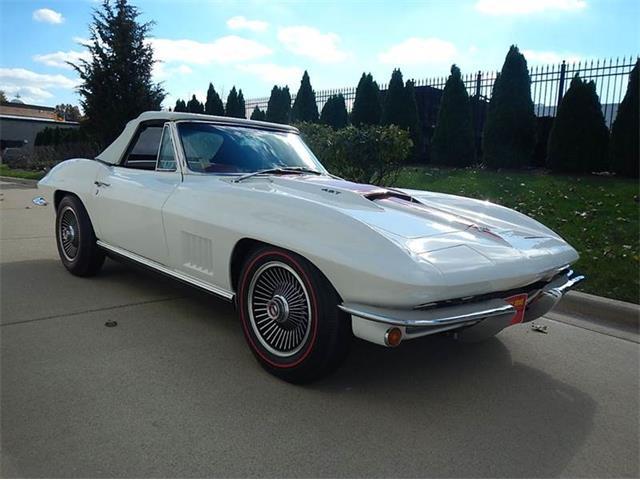 1967 Chevrolet Corvette (CC-1159406) for sale in Burr Ridge, Illinois