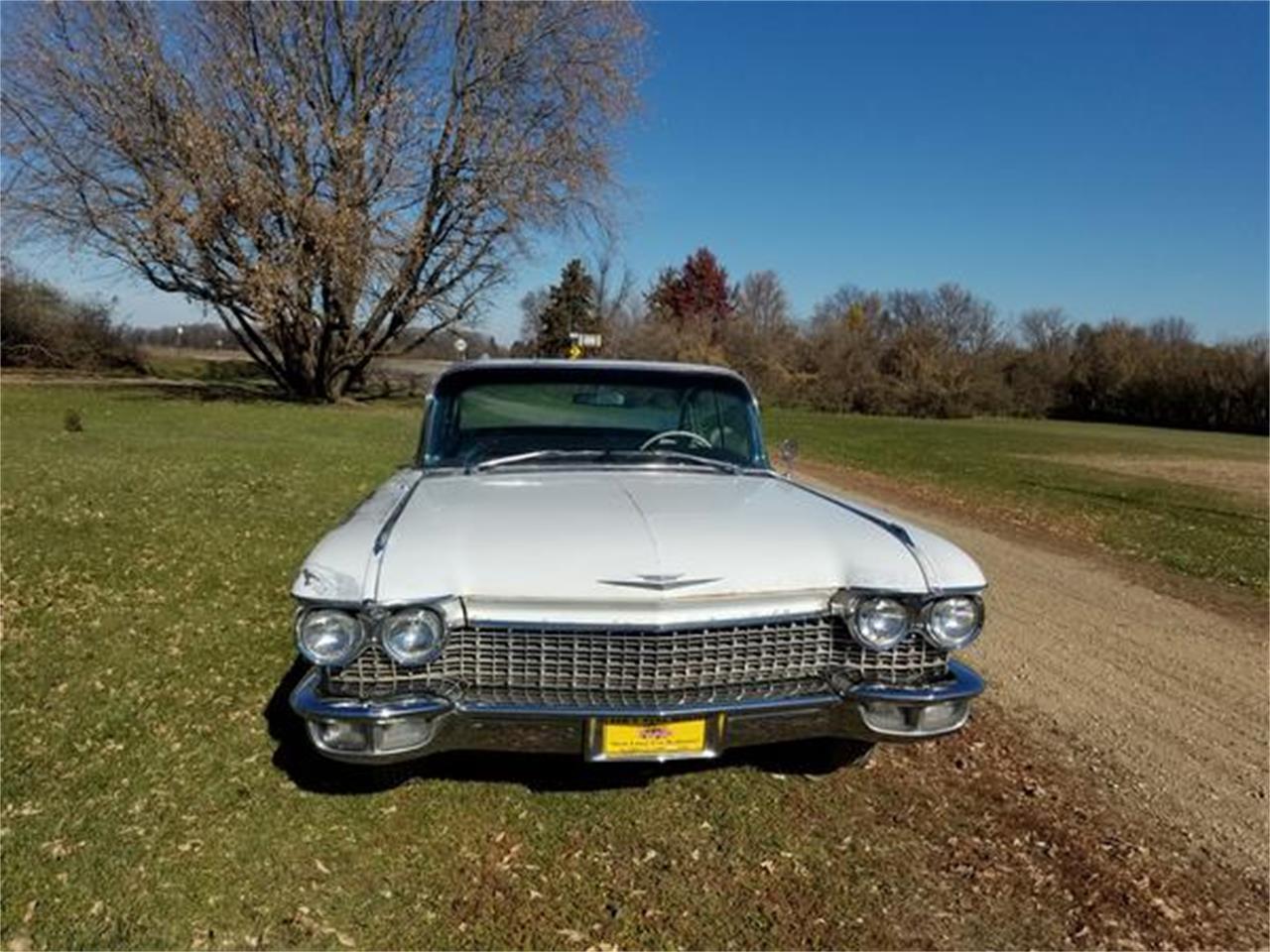 1960 Cadillac Sedan DeVille (CC-1159409) for sale in New Ulm, Minnesota
