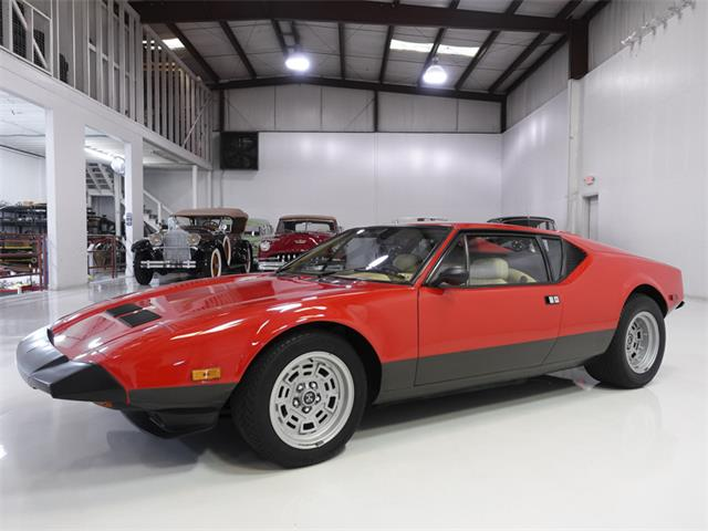 1983 De Tomaso Pantera (CC-1159437) for sale in Saint Louis, Missouri