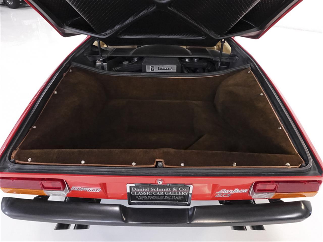 1983 De Tomaso Pantera (CC-1159437) for sale in Saint Louis, Missouri