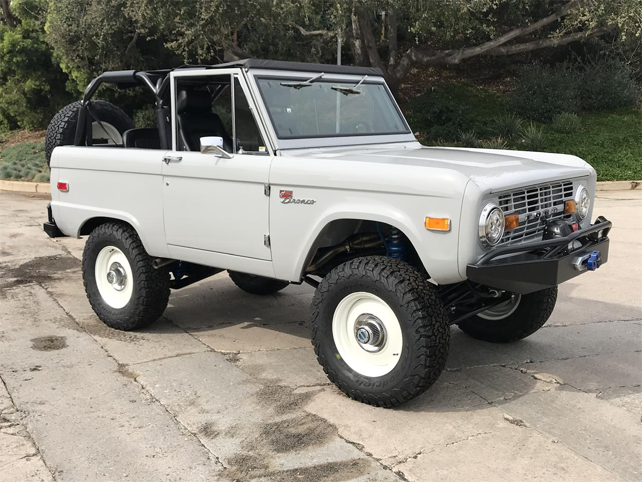 1973 Ford Bronco (CC-1159449) for sale in Pacific Palisades, California