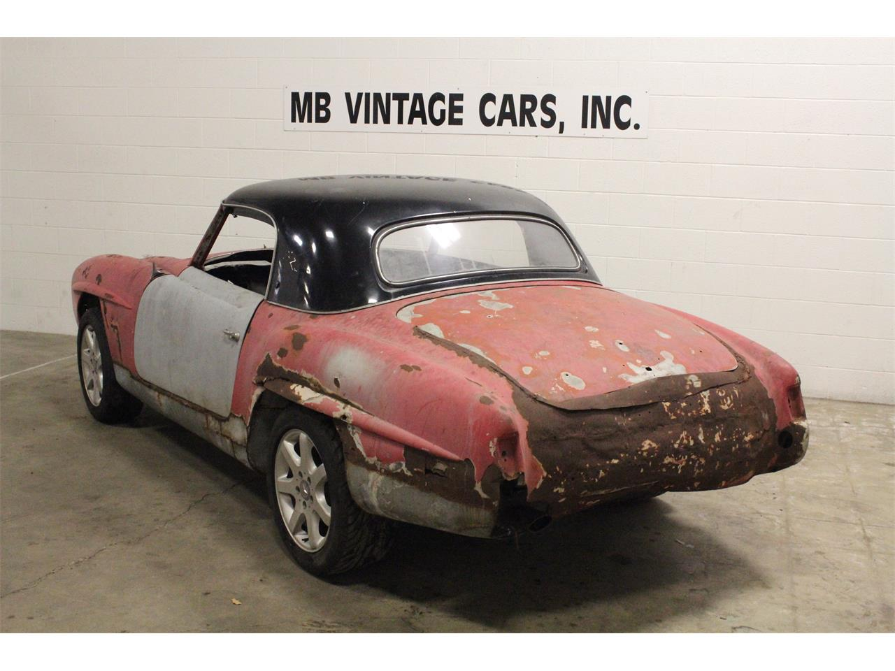 1960 Mercedes-Benz 190SL (CC-1159455) for sale in Cleveland, Ohio