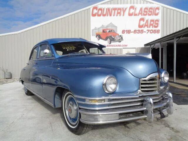 1949 Packard Eight (CC-1159586) for sale in Staunton, Illinois