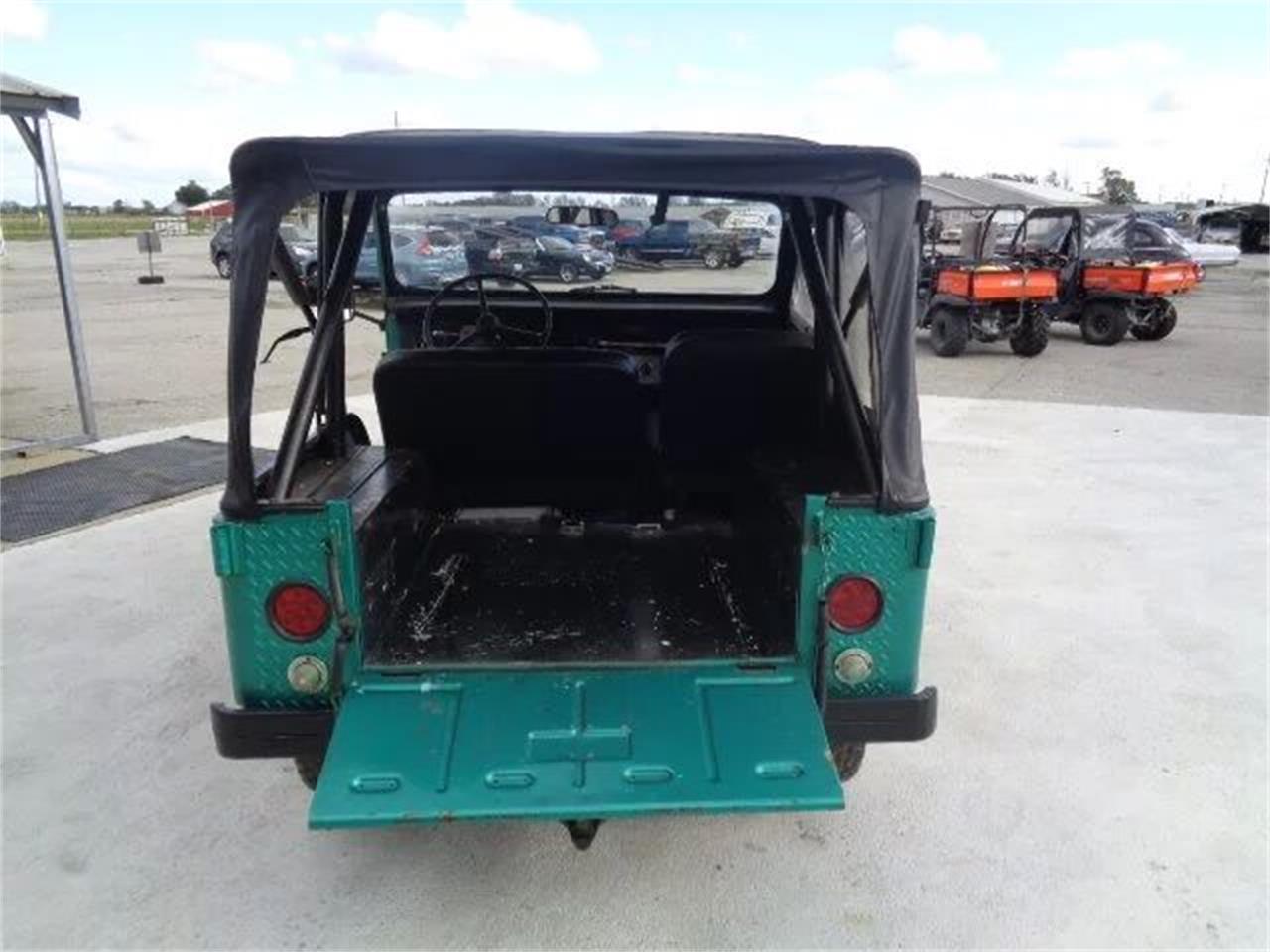 1965 Jeep CJ5 (CC-1159597) for sale in Staunton, Illinois