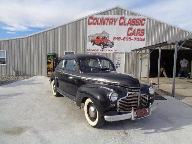 1941 Chevrolet Deluxe (CC-1159606) for sale in Staunton, Illinois