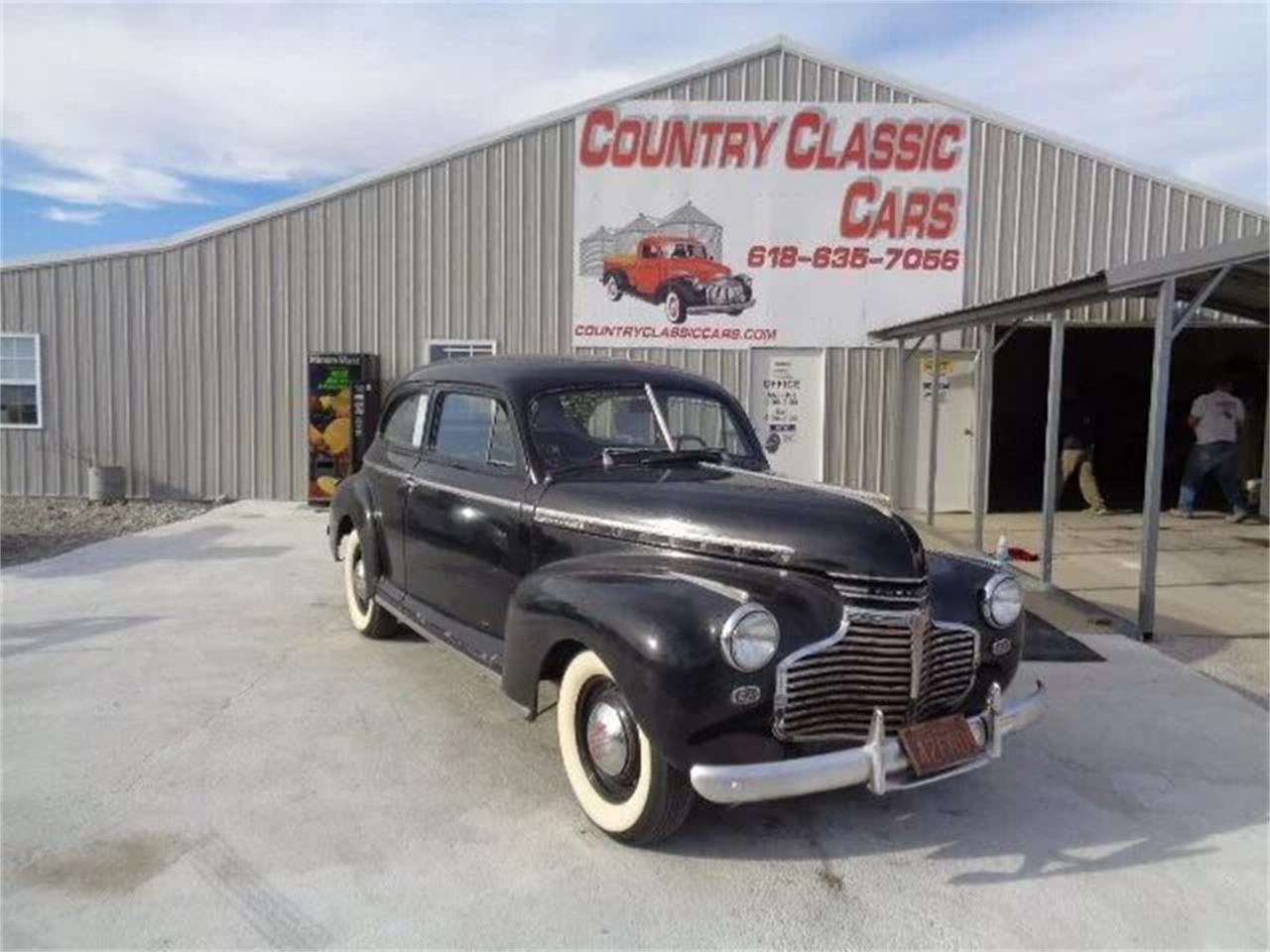 1941 Chevrolet Deluxe (CC-1159606) for sale in Staunton, Illinois