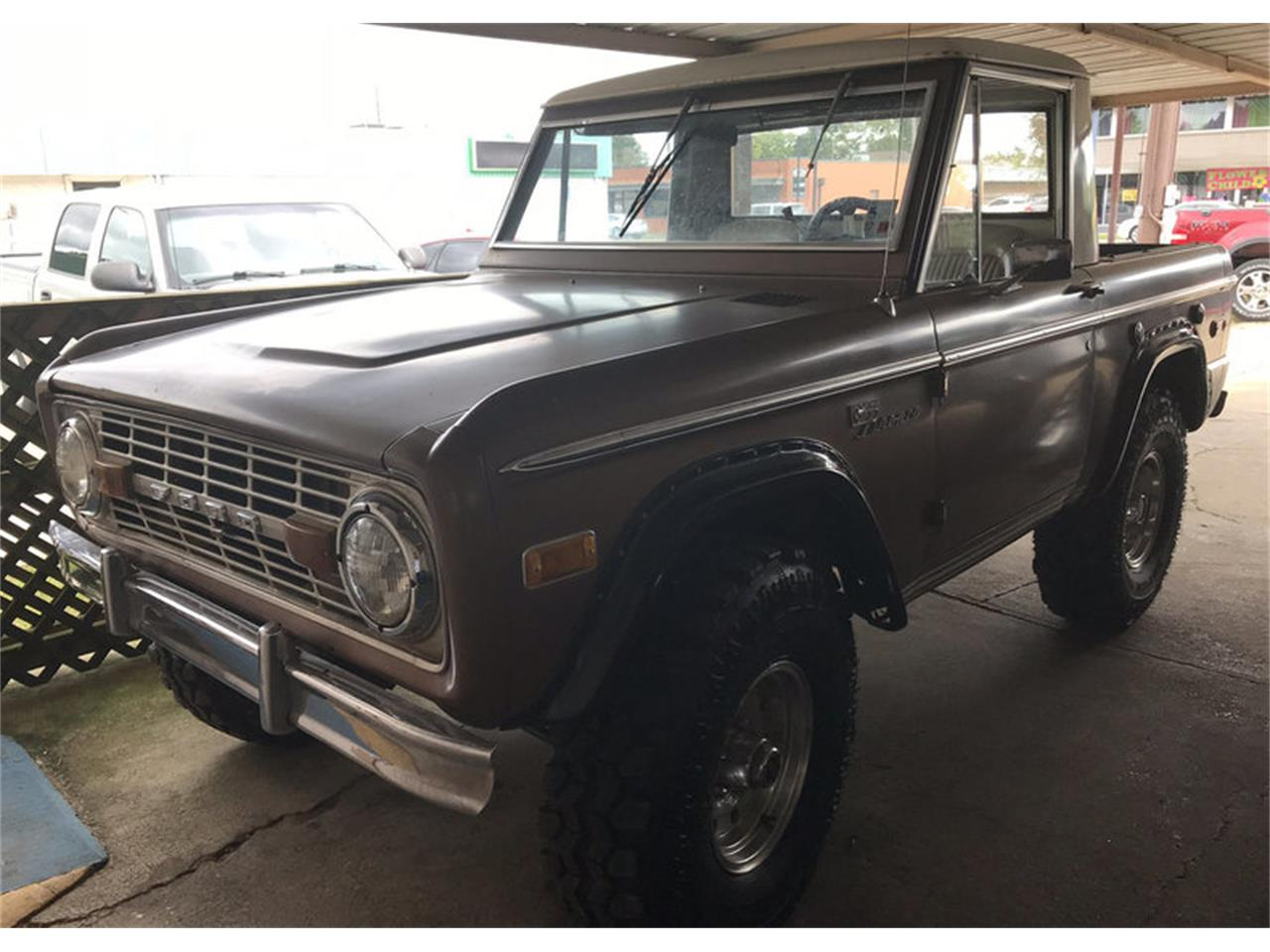 1974 Ford Bronco For Sale Classiccars Com Cc 1159616