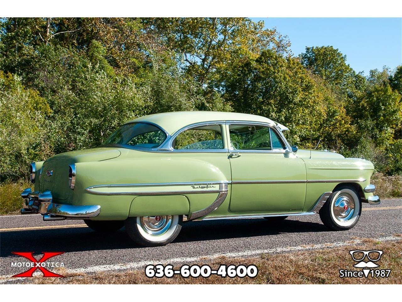 1954 Chevrolet Bel Air (CC-1159627) for sale in St. Louis, Missouri