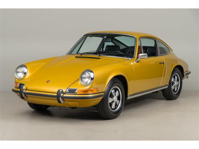 1971 Porsche 911 (CC-1150972) for sale in Scotts Valley, California