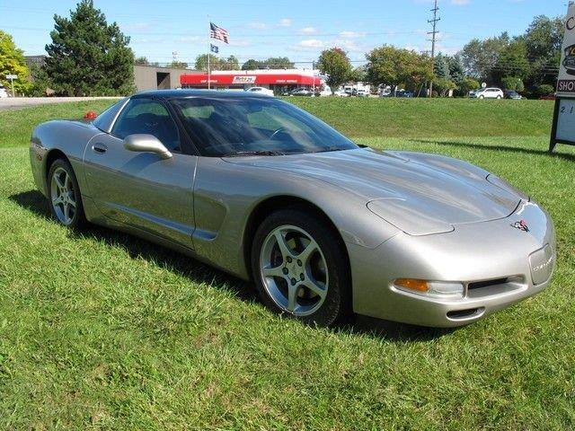 2002 Chevrolet Corvette (CC-1159753) for sale in Troy, Michigan