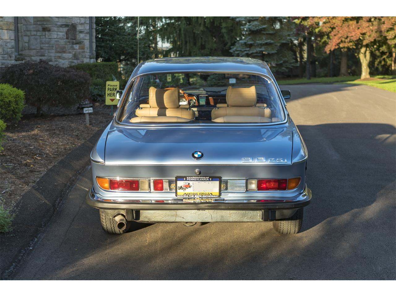 1974 BMW 3.0CSI (CC-1159795) for sale in Pittsburgh, Pennsylvania