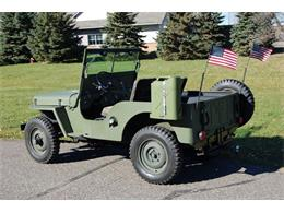 1946 Willys Jeep (CC-1159901) for sale in Rogers, Minnesota
