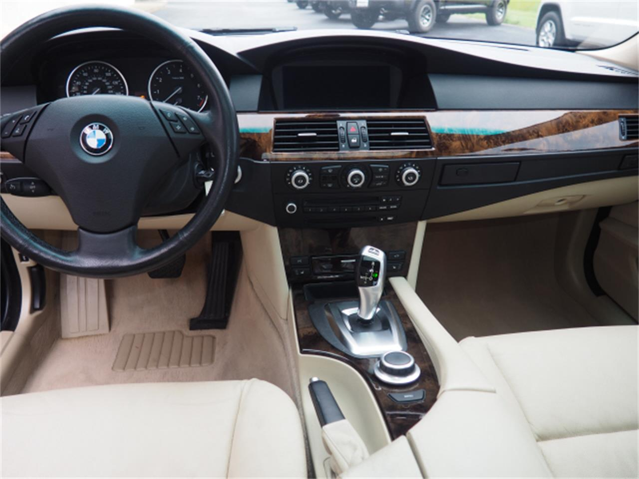 2008 BMW 5 Series (CC-1159938) for sale in Marysville, Ohio