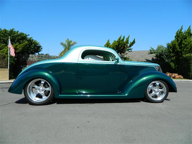 1937 Ford 3-Window Coupe