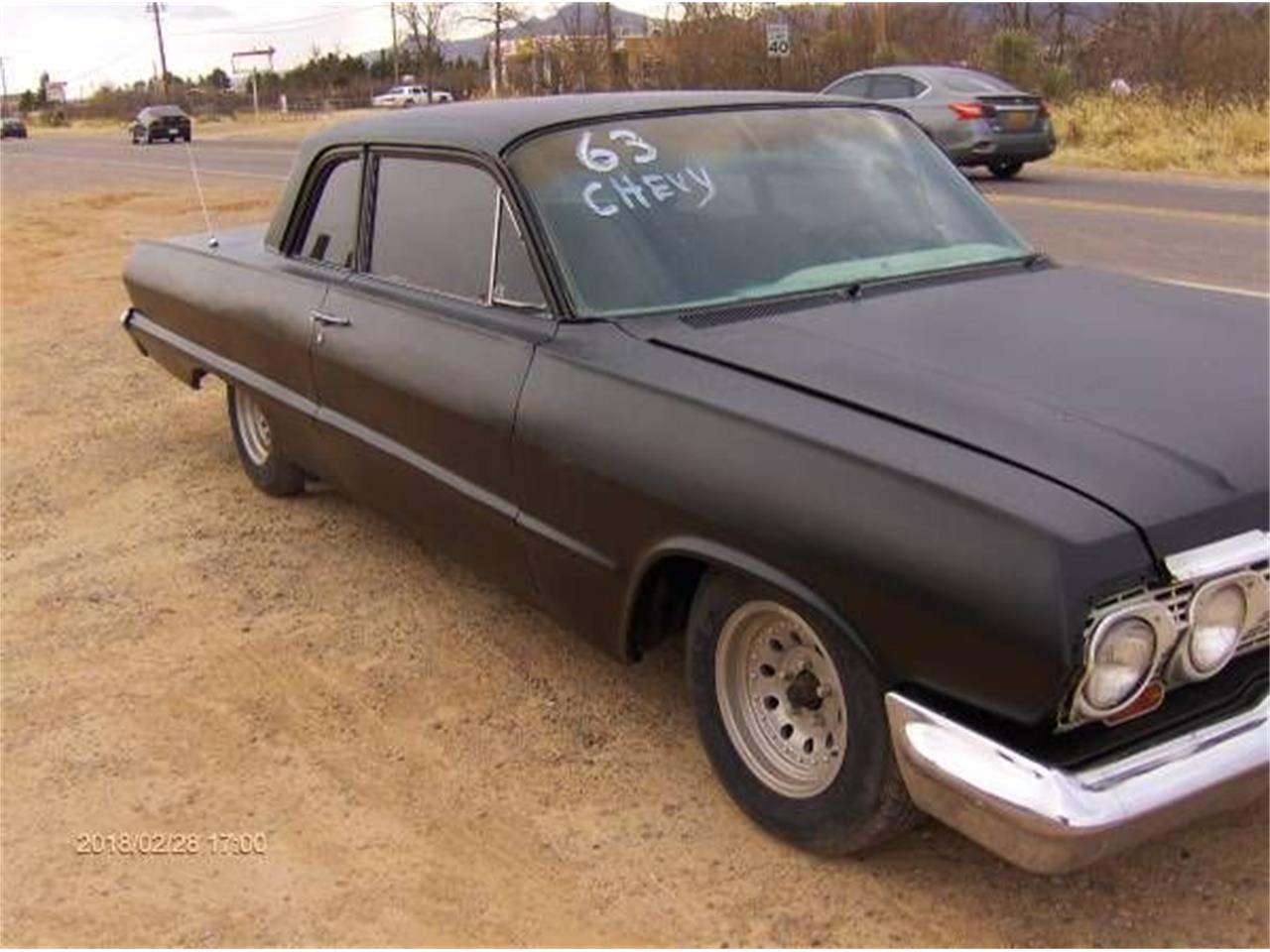 1963 Chevrolet Biscayne (CC-1161008) for sale in Cadillac, Michigan