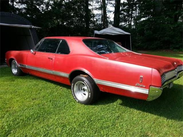 1966 Oldsmobile Starfire (CC-1161011) for sale in Cadillac, Michigan