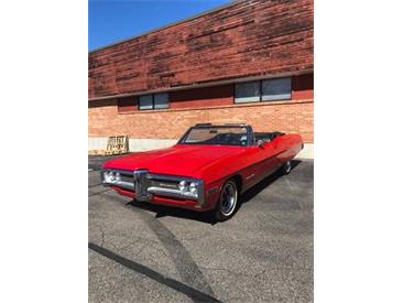 1968 Pontiac Bonneville (CC-1161017) for sale in Cadillac, Michigan