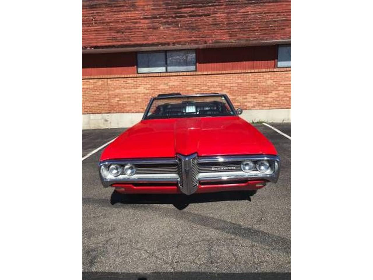 1968 Pontiac Bonneville (CC-1161017) for sale in Cadillac, Michigan