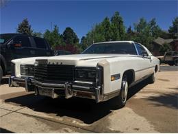 1978 Cadillac Eldorado (CC-1161031) for sale in Cadillac, Michigan